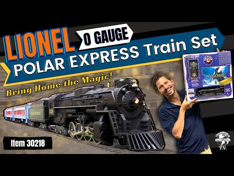 Benefiting From Lionel Polar Express Train Set
