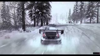 Dirt 3 Gameplay: Ford Fiesta Trailblazer | Norway | Beautiful Snow! | HD R9 270X |