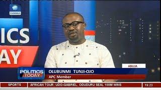 APC Defections Mere Insinuations - Tunji-Ojo | Politics Today |