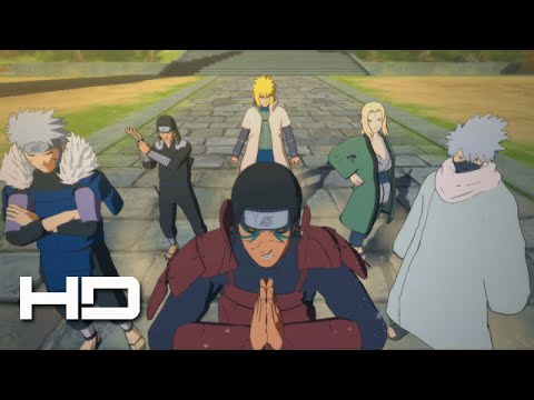 All Hokage Ultimate Jutsus/New Team Ultimate Jutsus | NARUTO SHIPPUDEN: Ultimate Ninja STORM 4