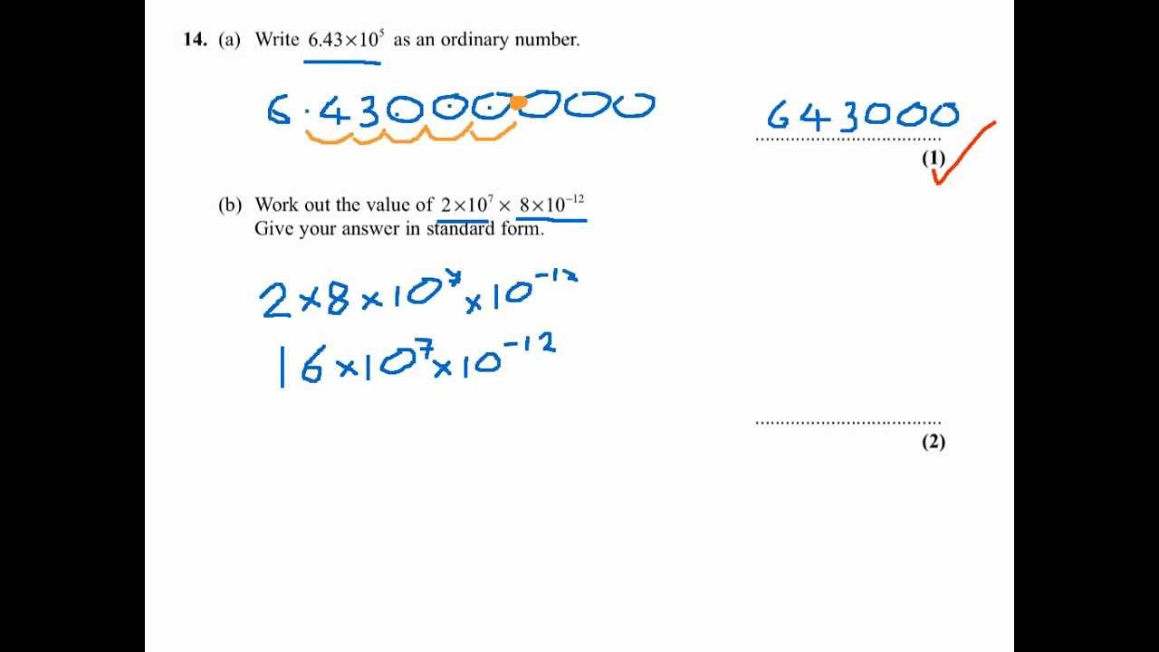 Gcse mathematics higher paper 3 edexcel march 2012 question 14 gcse mathematics higher paper 3 edexcel march 2012 question 14 youtube falaconquin