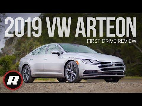 2019-volkswagen-arteon-review:-stylish-sedan,-familiar-formula