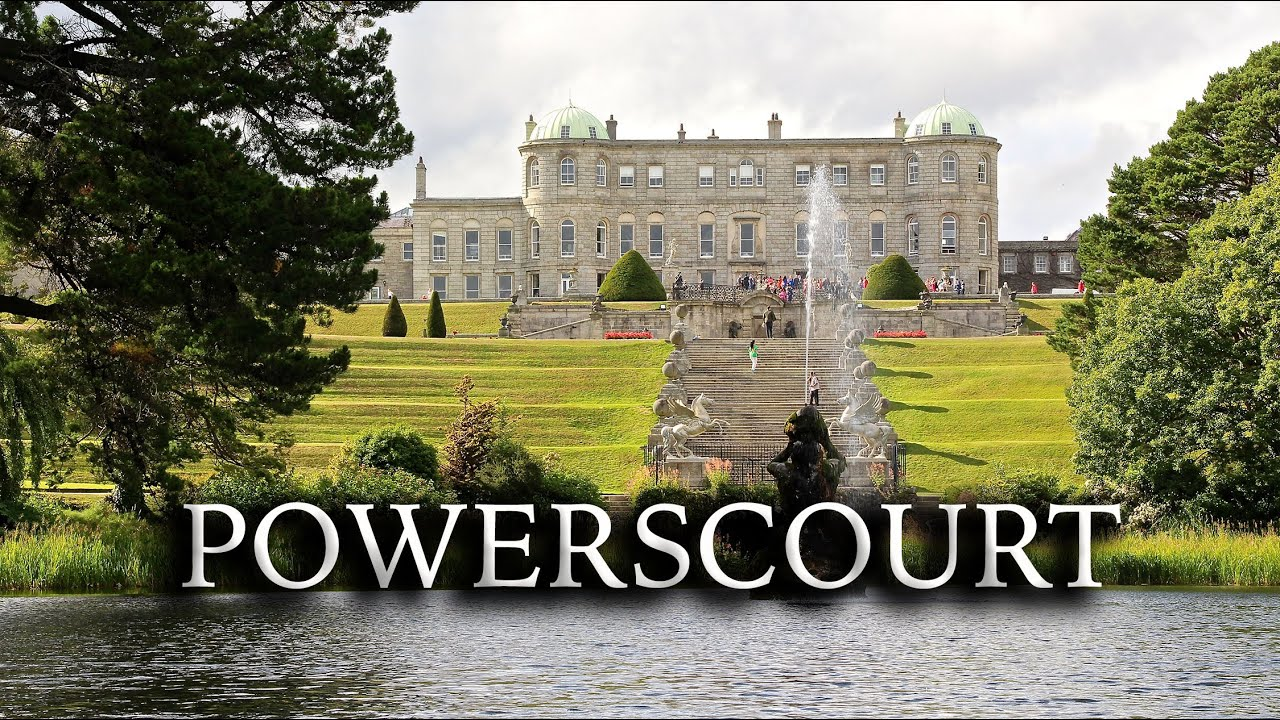 Powerscourt - - At the heart of it