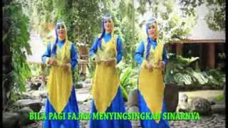 ELSHIDA SEMARANG - FAJAR MENYINGSING - Qosidah Indonesia - Cipt.  Nur Asiah Jamil