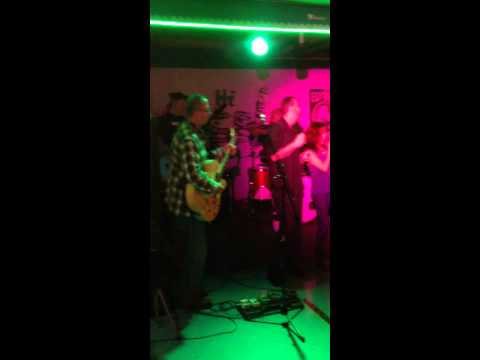 Charlie Parker sings the blues with Jim Rubino and others