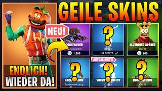 FINALLY BACK! Today 2 skins are in the Daily Fortnite Shop 😱