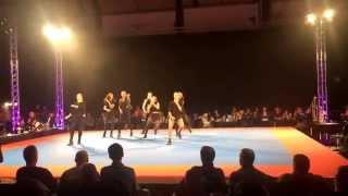Rhythm Breakers@Budo gala Nieuwegein