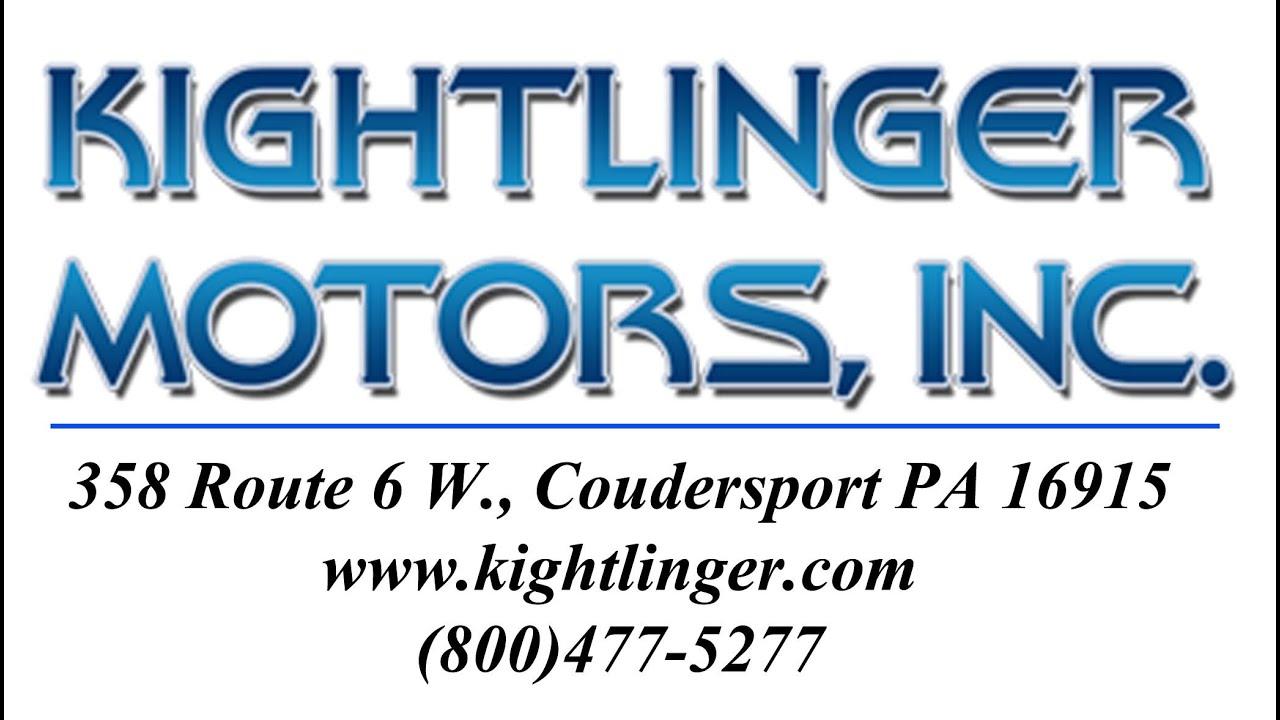Kightlinger Motors Frame Design Amp Reviews