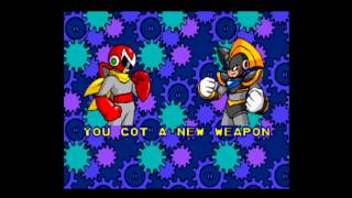 Mega Man The Power Battle Ye Olde Quicke Playe (MM2012)