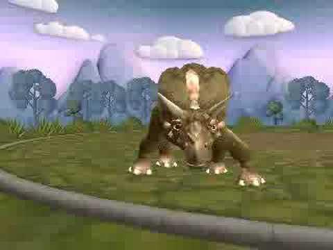 Spore Torosaurus