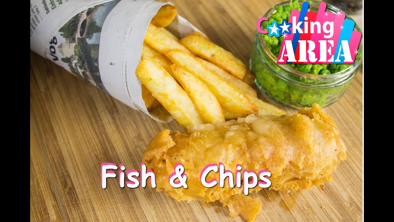 fish chips schnell einfach selber machen cookingarea koch rezepte tipps 2015 youtube. Black Bedroom Furniture Sets. Home Design Ideas