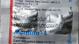 Montina - l tablets, Review in Hindi, logical talks