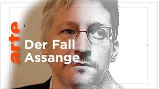 Julian Assange: Chronik einer Spionageaffäre