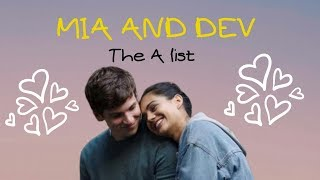 MIA AND DEV||their story||The A list||A thousand years||Christina