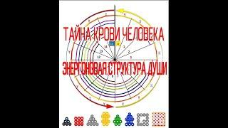 Главная Тайна Крови Человека. ЭнерГоновая структура Души / Виктор Максименков