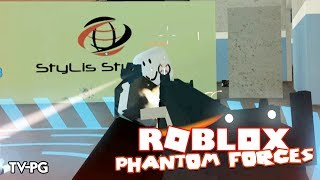 FIND AND DESTROY MY FRIEND! ROBLOX! | Roblox Phantom Forces w/Chrisandthemike