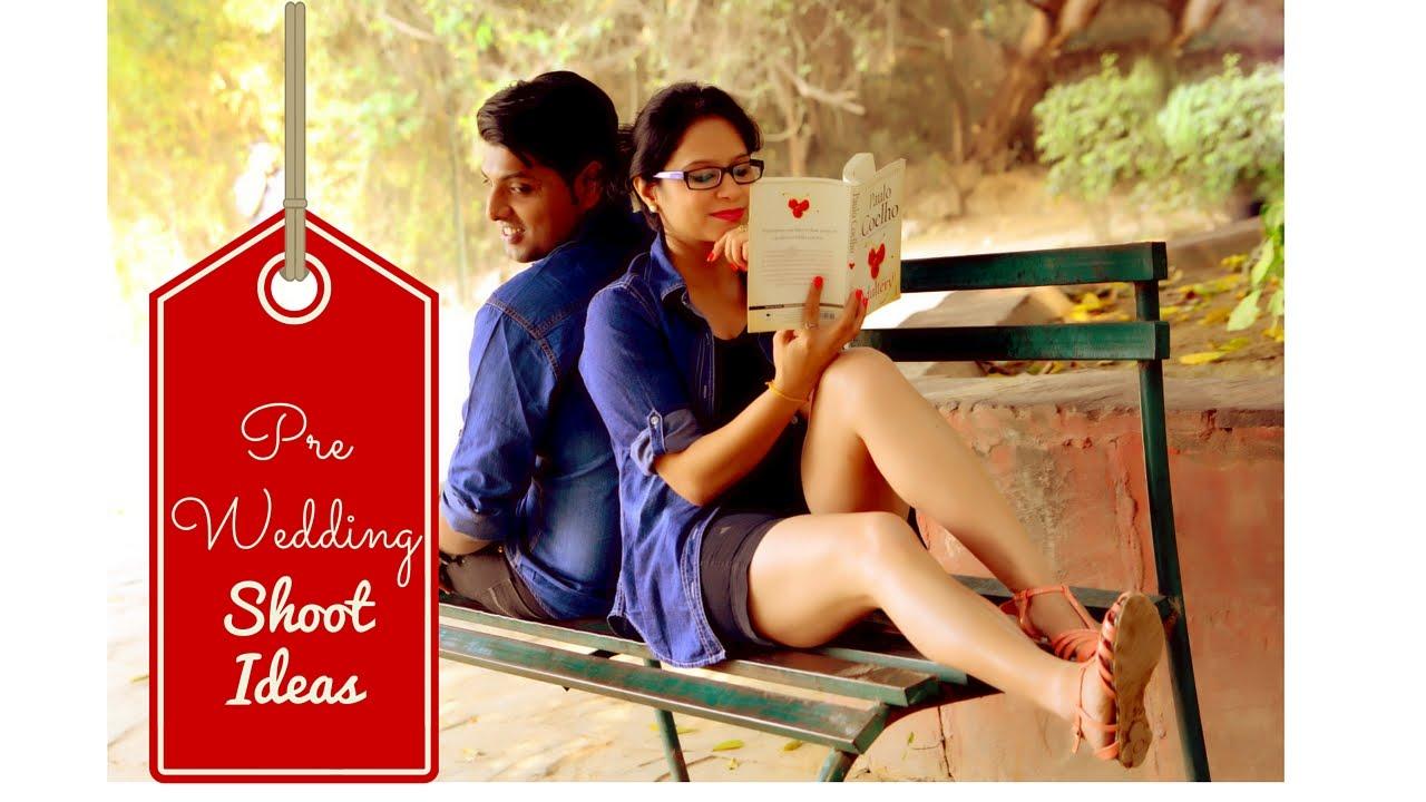 Pre wedding Shoot Ideas | Best Pre wedding shoot - YouTube