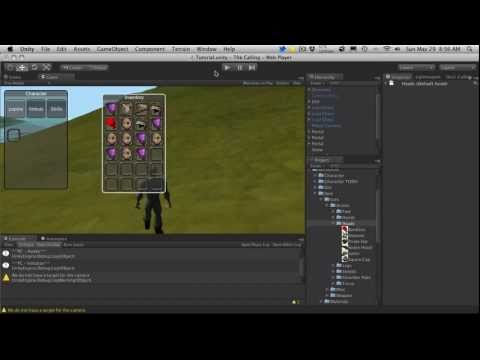 233. Unity3d Tutorial - Setting Up Hats
