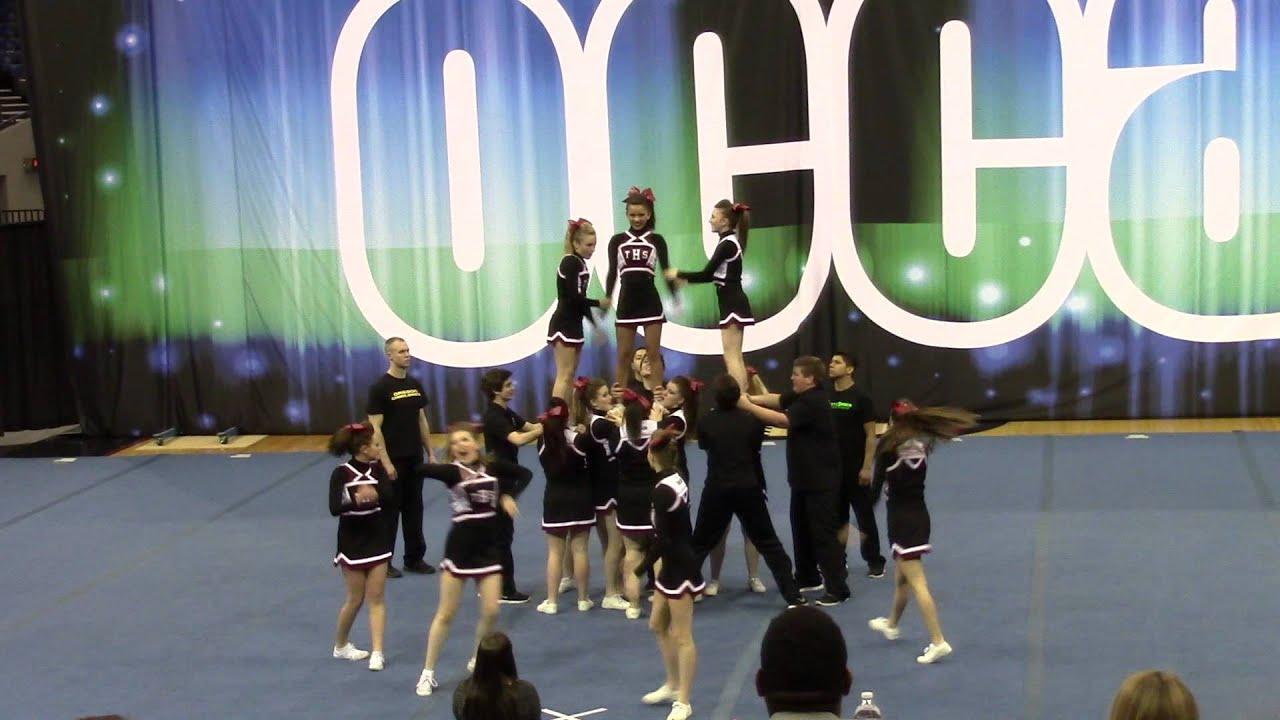 Tualatin High School Cheerleading