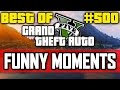 GTA 5 Funny Moments #500 'BEST OF' with Vikkstar