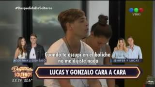 Lucas fue por Gonzalo pero, ¿lo bailaron? - Despedida de Solteros
