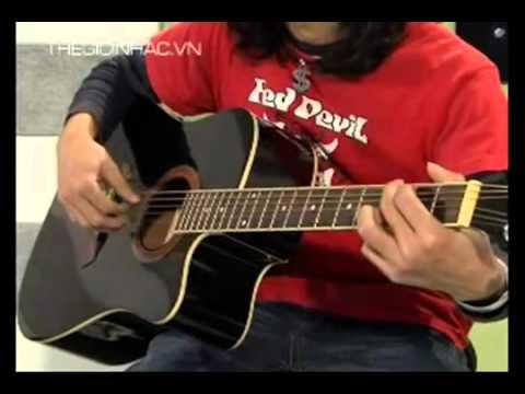 """guitar đệm hát """"giac mo chapi.FLV"""