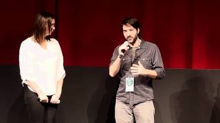 """HEAVEN ADORES YOU"" Q&A with Nickolas Rossi at DOC NYC 2014"