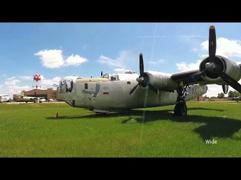 Consolidated B-24 Liberator - 360 View