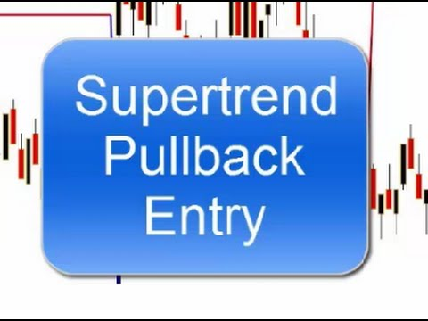 Supertrend Indicator Trading System | It's Best to Follow The Trend!