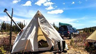 Great Escape : 4x4 Off Road Remote Camping Adventure