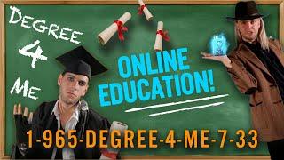 DEGREE 4 ME Online Education