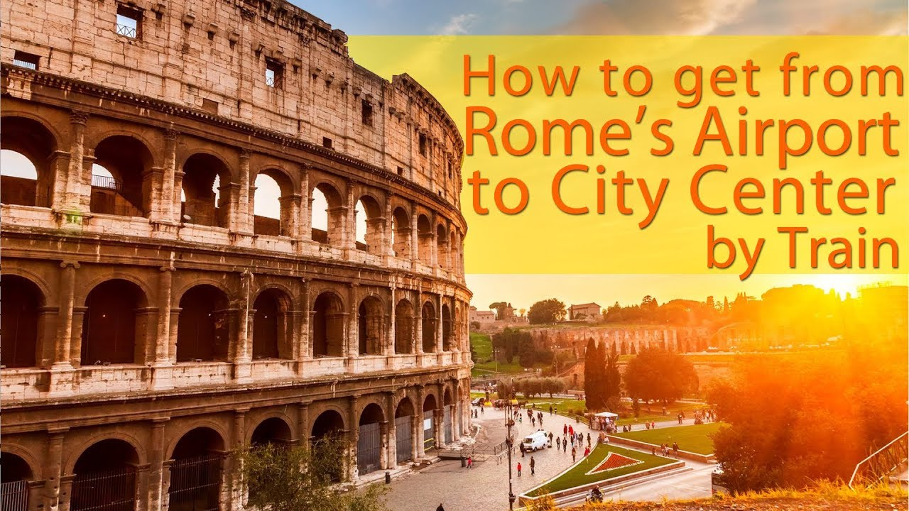 How to get to Rome Airport 24