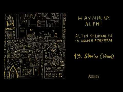 Hayvanlar Alemi - Altın Serüvenler / 15 Golden Adventures -  Stamina (Official Audio)