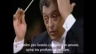 Carmina Burana, Carl Orff, Zubin Mehta (sottotitolata in italiano e latino)