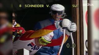 Ski alpin 1987 WM Vreni Schneider GS