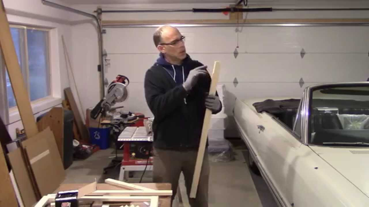 Interior Storm Windows For Michigan Winters 1 Do It Yourself Save Energy Youtube