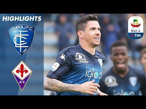 Empoli 1-0 Fiorentina | Farias Strikes to Keep Survival Hopes Alive | Serie A