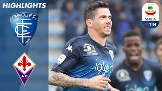 Empoli 1-0 Fiorentina | Farias Strikes to Keep Survival Hopes Alive | Serie A