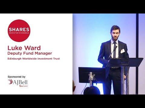 Luke Ward, Deputy Fund Manager - Edinburgh Worldwide Investment Trust (EWI)