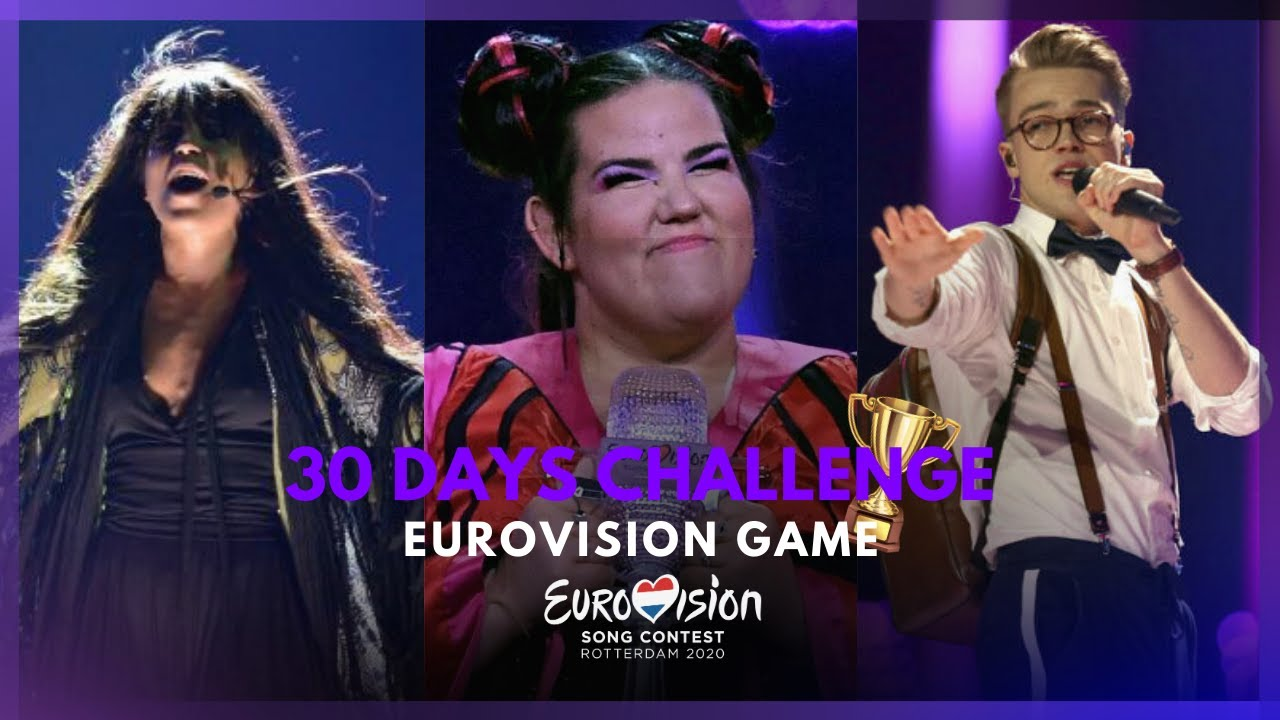 Eurovision Game | 30 Days Challenge | Link in the Comments