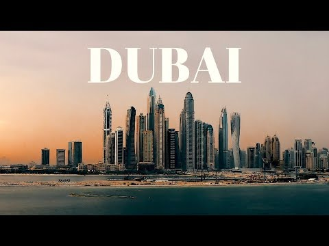 Dubai – Burj Khalifa & Al Arab & The Palm Jumeirah & Atlantis – 4K