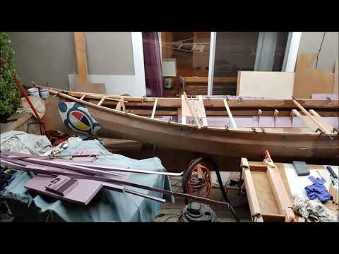 Building A Stich And Glue Canoe