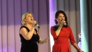 Новогодний концерт в школе искусств г.Няндома(Две Оксаны. Красивые, счастливые, влюбленные, талантливые., 2016-01-01T21:16:21.000Z)