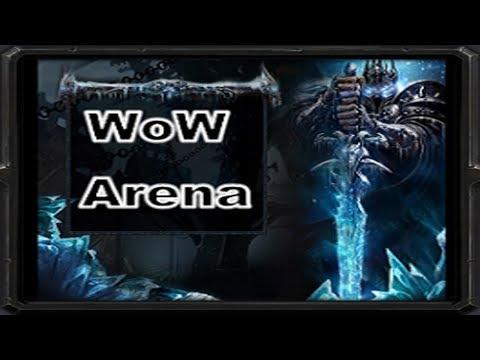 Warcraft 3 | Custom | WoW Arena