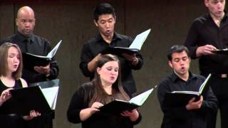 UNT Collegium Singers: Bach - Motet: Komm, Jesu, komm,  BWV 229
