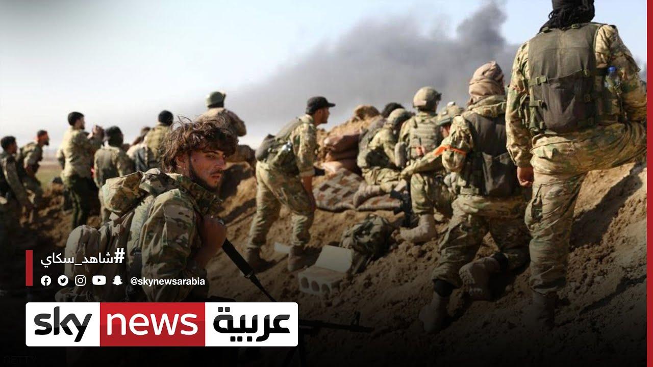 مقتل 9 من الدفاع الوطني وفرد من الأمن الداخلي بالقامشلي  - نشر قبل 6 ساعة