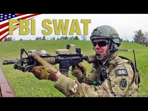 FBI SWATチームの訓練