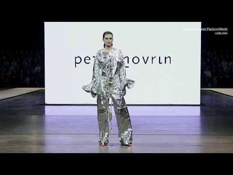 PETER MOVRIN @ Mercedes-Benz Fashion Week Ljubljana, April 2017
