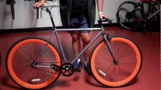 PURE FIX CYCLES Fixie - Velo Wrench Bike Shop