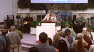 """Download Mp3 """"walking Up The King's Highway"""" Pastor Donny Reagan  Song Service"""